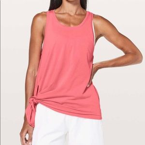 "Lululemon Gear ""To the point"" Tank Top under $50"